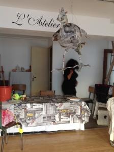 atelier papier maché
