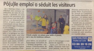 L'ECHO CHARITOIS 28 oct 2015